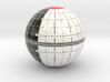Apollo CM/LM FDAI 8 Ball 3d printed