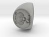 Custom Signet Ring 57 3d printed