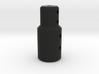 Coupler for 8mm shaft 3d printed