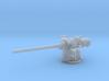 1/45 Uboot 10.5cm/45 Deck Gun 3d printed