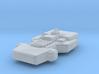 EA Artemis-class Heavy Frigate Full Thrust Scale 3d printed