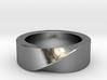 Mobius 1 Ring 3d printed
