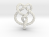 Miller institute knot (Rope) 3d printed