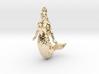 Mermaid 3d printed