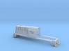N-scale Whitcomb 65 Ton Loco Shell 3d printed