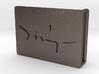 Belt Buckle - Shark - M1SF 3d printed