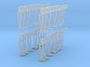 Hänger, Isolatoren (50-teilig) (TT 1:120) 3d printed