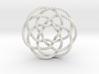 Rose knot 6/5 (Rope) 3d printed