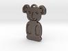 Koala Pendant 3d printed