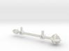 Bionicle staff (Nuju, set form) 3d printed