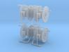 1/35 cord reels 3d printed