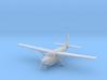 027D Cessna Caravan 208A 1/200 3d printed