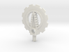 Bionicle weapon (Matoro, set form) 3d printed
