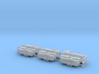 Small Tank Car Train 1/285 3d printed