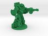"""""""Deadeye"""" - Allied WWII Mechanoid Miniature 3d printed"""