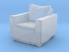 Printle Thing Armchair - 1/48 3d printed