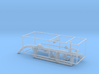 1/50th Oil Pipeline Pig Launcher station 3d printed