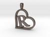 Alpha Heart 'R' Series 1 3d printed