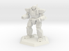 Mecha- Odyssey- Achilles (1/285th) 3d printed