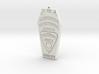 Ouija Coffin 3d printed