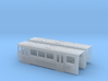 HO SD100 LRV Body 2-shell Set 3d printed