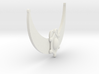 Tiara for 60 cm doll no loops 3d printed