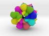 Pepino Mosaic Virus 3d printed