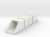 N Single Track Box Culvert Set 2x2m 3d printed