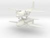 1/285 Transall C-160 (x2) 3d printed