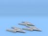 R5CW Y-wing 3-pack 1/270 3d printed