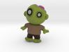 Greggy Zombie Figurine 3d printed