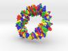 Nucleosomal DNA 3d printed