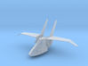 Starhopper-class Hutt Recon Ship 3d printed