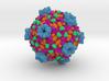 Cytoplasmic Polyhedrosis Virus 3d printed