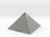 Pyramid of Illuminati 3d printed