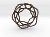 Hex Möbius, 48mm 3d printed