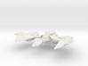 Klingon KaTar Class  WarCruiser 3d printed