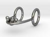 Rope sitting pendant 3d printed