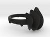 Duo-ring-enkel vanaf: 3d printed