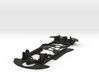S18-ST4 Chassis for Scalextric Porsche 911 RSR SSD 3d printed