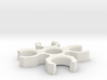 X Fidget Spinner 3d printed