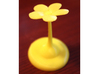 Planted Pikmin (Flower) 3d printed