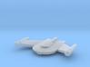 3125 Scale Romulan Snipe Frigate MGL 3d printed