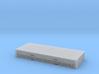 1:87 2 X 20 Plattform Container Metallboden 3d printed