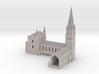 1/720 Hogwarts - Transfiguration Courtyard 3d printed