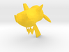 Lifesize Pikachu from Pokemon 3d printed
