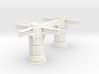 1/270 Imperial Landing Pad Supports 3d printed