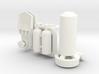 Minifigure Tech Dive Equipment (for tek diver / te 3d printed