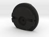 Garmin eTrex to quarter turn adapter 3d printed