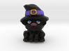 Hallie - the Halloween Kitty 3d printed